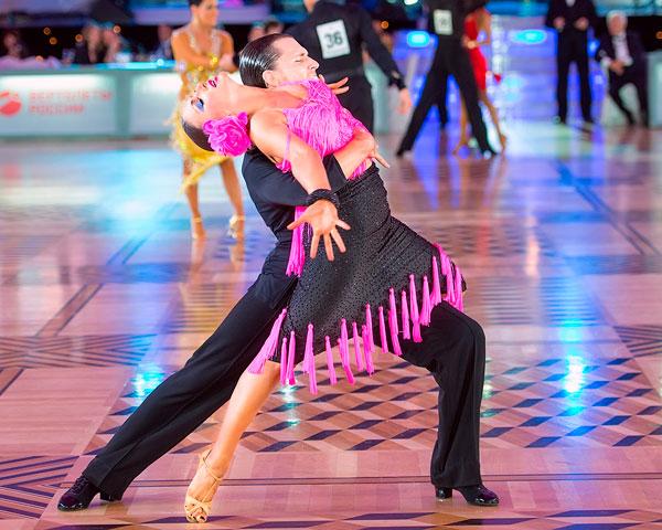 Чемпионат Европы 2015 по латиноамериканским танцам