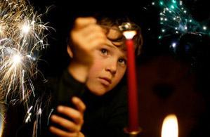 Детская новогодняя феерия