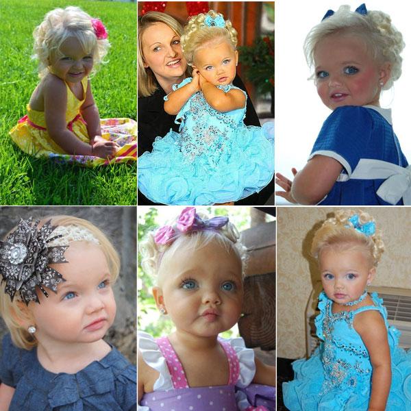 Айра Браун, самый красивый ребенок планеты, из которой делают настоящую куклу и выставляют на показ. Ее мама старательно осветляет ей волосы и наносит макияж, чтобы показать свою двухлетнюю дочь во всей красе.