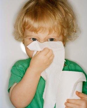 Не чихай, не кашляй, мой малыш!